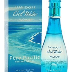 DAVIDOFF Cool Water Pure Pacific Limited Edition Woman EDT (4)