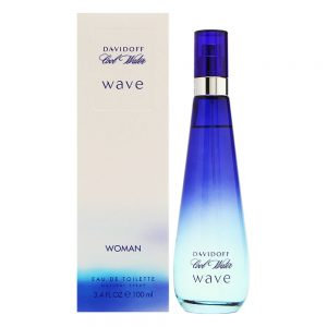 DAVIDOFF Cool Water Wave Woman EDT (2B1)